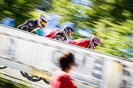 4X Pro Tour Round 2, Dirt Masters, Winterberg – Video