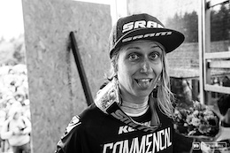 EWS Champ Cecile Ravanel To Make Her Downhill World Cup Debut