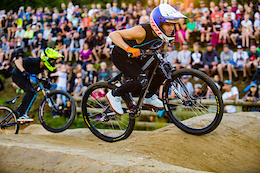 Crankworx Fantasy: Win Some Pike DJ Forks with Les Gets Pump Track Challenge Presented by RockShox