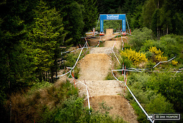 Timed Training Results – Fort William DH World Cup