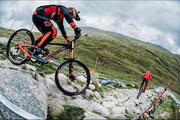 A Close Call: Claudio's Track Preview – Fort William DH World Cup