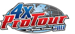 4X Pro Tour Round 3, Fort William - Results