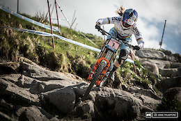 Rachel Atherton Injured in Fort William