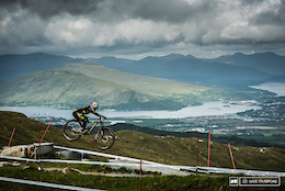The Highland Fling: Practice – Fort William DH World Cup
