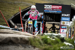 Finals Result: Fort William DH World Cup 2017