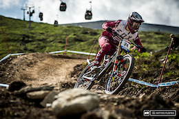 DH World Cup Round 2, Fort William - Replay