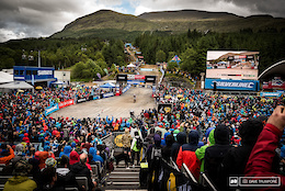 Photo Epic: The Uniqueness of the Fort William DH World Cup
