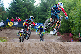 4X Pro Tour Round 3 - Fort William