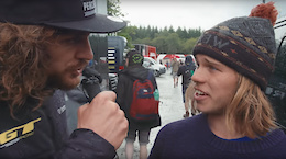 WynTV: Post-Race Interviews - Fort William DH World Cup