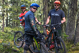 Evolve Bikes Hit Revelstoke