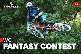 Pivot - UCI World Cup DH Fantasy Contest Winners Announced - Rd 3, Leogang 2017