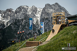 Track Walk Photo Epic - Leogang DH World Cup