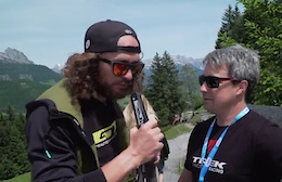 WynTV: Where Did All the Rocks Go? - Leogang DH World Cup
