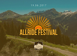 Morzine's First MTB Festival: Welcome To AllRide