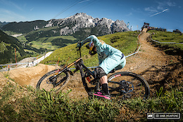 Practice Highlights Video - Leogang DH World Cup 2017
