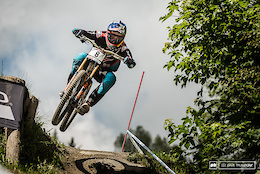 The Hills Are Alive: Qualifying Photo Epic - Leogang DH World Cup