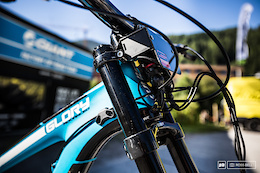 Talking Telemetry and Downhill Bike Setup with Giant's Dave Garland