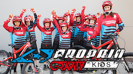Propain Gravity Kids: 2017 Season Kickoff Team Event