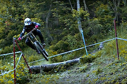 Downhill Course Preview - Crankworx Les Gets 2017