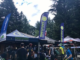 Kali Road Warrior at 2017 Evergreen MTB Festival