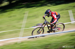 HSBC UK National Downhill Series, Round 3, Rhyd-Y-Felin – Sunday Racing