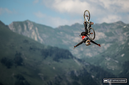Slopestyle Finals Photo Epic - Crankworx Les Gets 2017