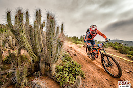 Enduro in Chile: Stage 4 of the National Montenbaik Enduro Series in La Serena