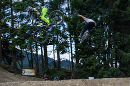 Crankworx Fantasy: Mons Royale Dual Speed and Style