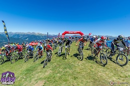 Maxiavalanche Europe Cup - Vallnord 2017 - Video