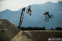Results: Dual Speed & Style - Crankworx Innsbruck 2018