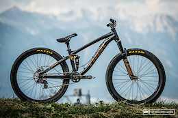 Emil Johansson's Trek Ticket S - Bike Check