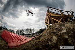 Rogatkin Looking to Secure Triple Crown in Whistler - Video