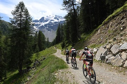 Ride Stelvio National Park in the Alta Valtellina Bike Marathon