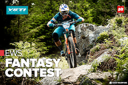 Yeti - EWS Millau, France 2017 Fantasy Contest