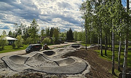 Alberta Gets a Worldclass Pumptrack - Video