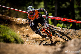 Finals Results - Vallnord DH World Cup 2017
