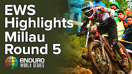 Enduro World Series Round 5, Millau - Full Highlights Video