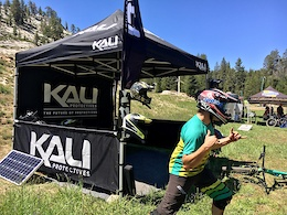 The Kali Road Warrior Goes to the China Peak Enduro - California Enduro Series