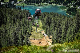 Claudio's Course Preview - Lenzerheide DH World Cup 2017
