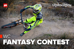 Troy Lee Designs - UCI World Cup DH Fantasy Contest - Rd 5, Lenzerheide 2017