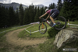 XC World Cup Round 4, Lenzerheide - Course Preview With Tracy Moseley