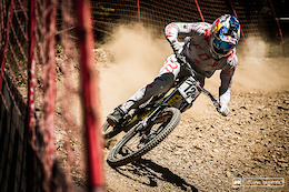 Practice Highlights Video - Lenzerhiede DH World Cup 2017