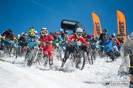 Megavalanche 2017: Saturday Racing - Photo Epic