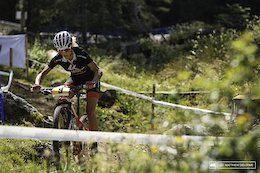 Jagged Teeth: Lenzerheide XC World Cup 2017 - Practice Photo Epic