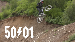 50to01 Shred the New Vink Line - Video