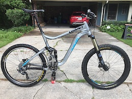 2012 Giant Reign 1