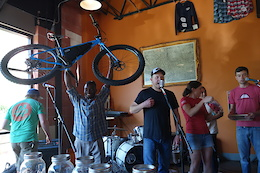 Third Annual Brews for Bikes: A World Bicycle Relief Event