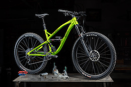 "Guerrilla Gravity Debuts ""Smash"" 29er"