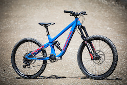 Propain Releases New Full Suspension Kids Bike With Multiple Wheel Size Options