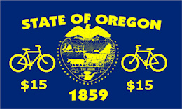 Oregon Will Be First US State to Tax Bicycles for Transportation Projects